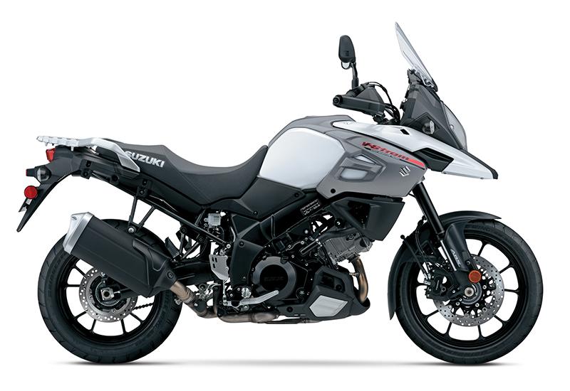 2018 suzuki motorcycle models. fine 2018 2018 suzuki vstrom 1000 in pearl glacier white to suzuki motorcycle models 1