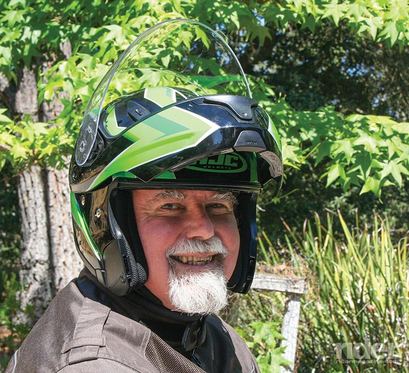 HJC CL-Max II Modular Helmet - Review | Rider Magazine