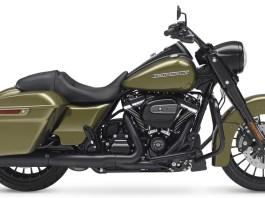 2017 Harley-Davidson Road King Special.