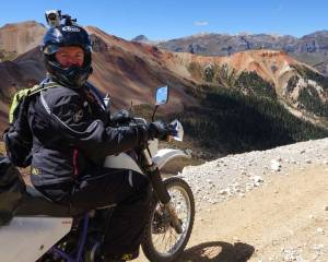 All-Ladies Colorado BDR Ride