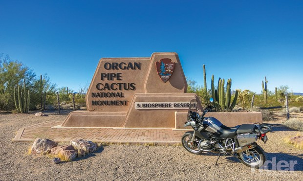Organ Pipe Cactus National Monument is a stunningly beautiful and uniquely troubled region.