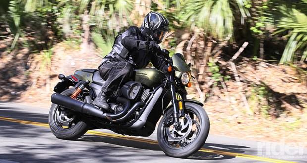 2017 Harley-Davidson Street Rod.