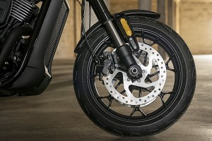2017 Harley-Davidson Street Rod front wheel