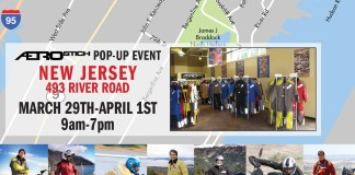 Aerostich New Jersey Pop-Up Event