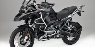 BMW R 1200 GS xDrive Hybrid two-wheel drive motorcycle