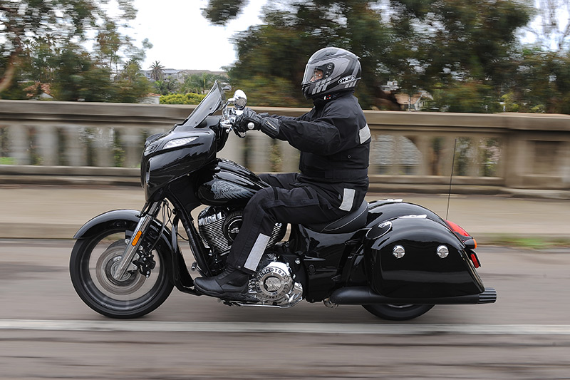 2017 Indian Chieftain Elite And Limited First Ride