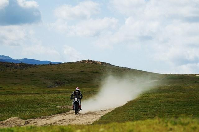 2017 KTM 1090 Adventure R sand