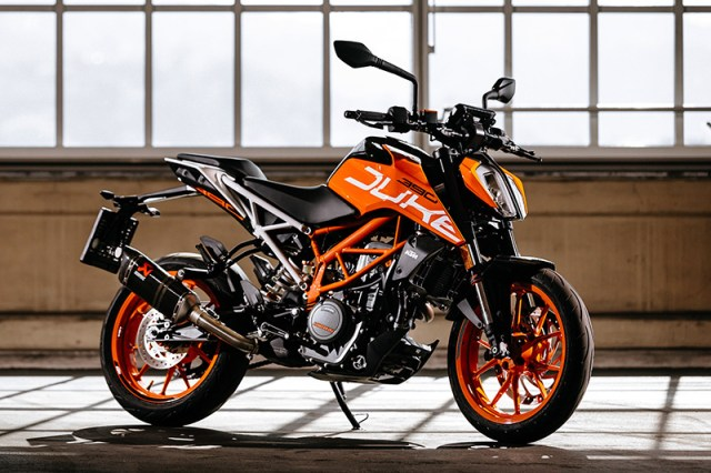 2017 KTM 390 Duke beauty