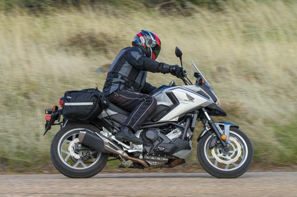 2016 Honda NC700X DCT | Tour Test Review | Rider Magazine