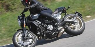 2017 Ducati Scrambler Cafe Racer.