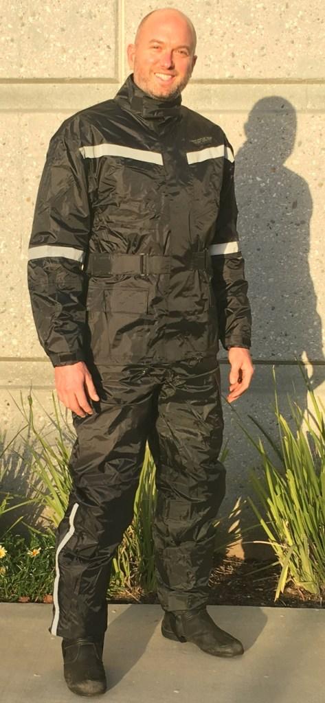 Fly Rain Suit