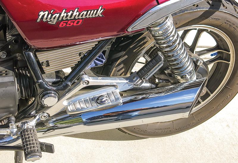 1983-1985 Honda CB650SC Nighthawk | Rider Magazine