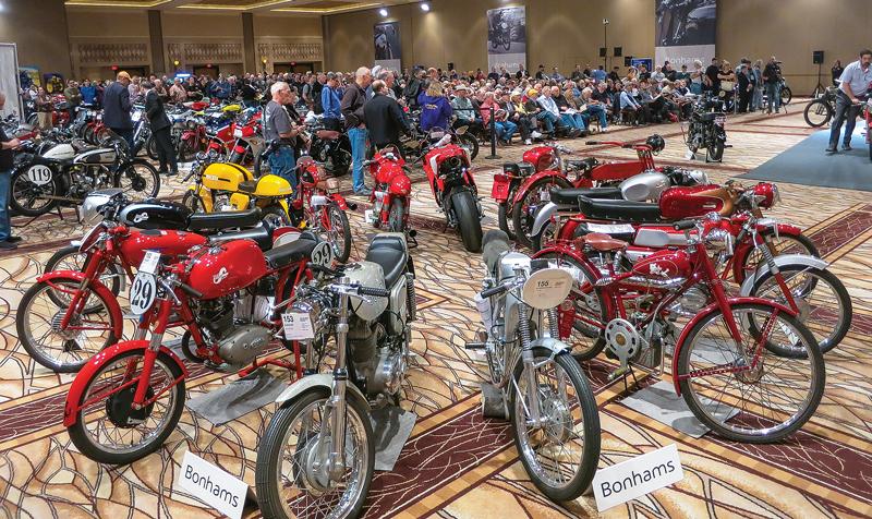 motocycle auction