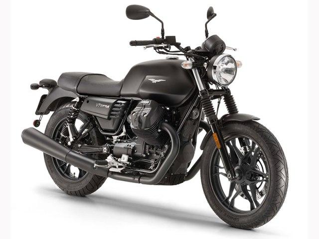 2017 Moto Guzzi V7 III Stone