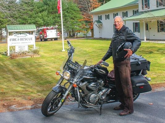 Archer Mayor motorcycle