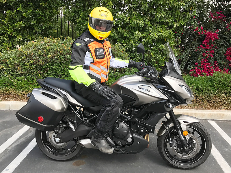 Motorcycle Touring Tips And Tricks