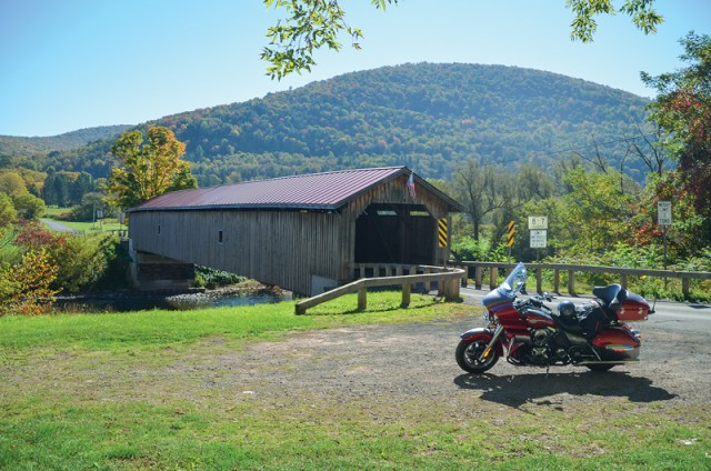 New York State motorcycle ride