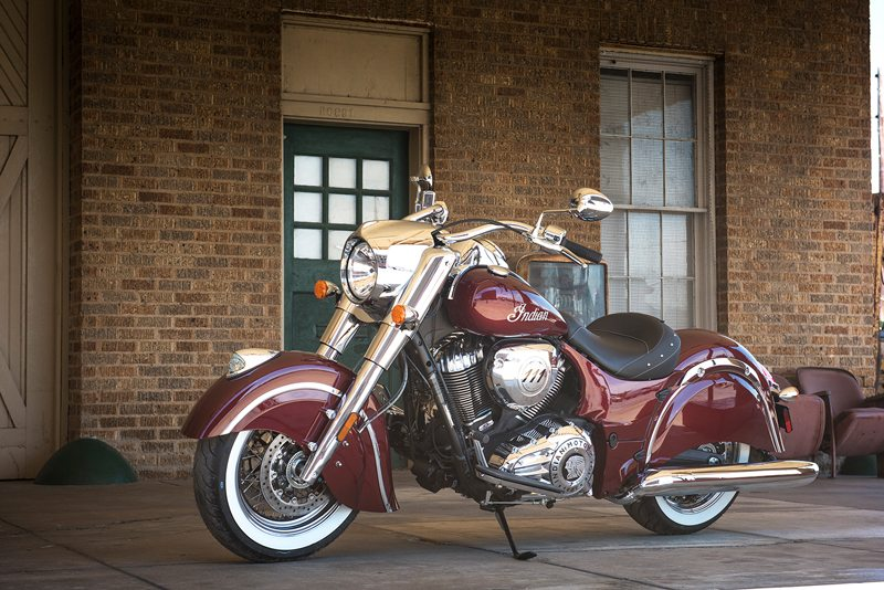 indian motorcycle announces 2018 models rider magazine. Black Bedroom Furniture Sets. Home Design Ideas