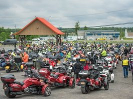 Can-Am Spyder 10th Anniversary