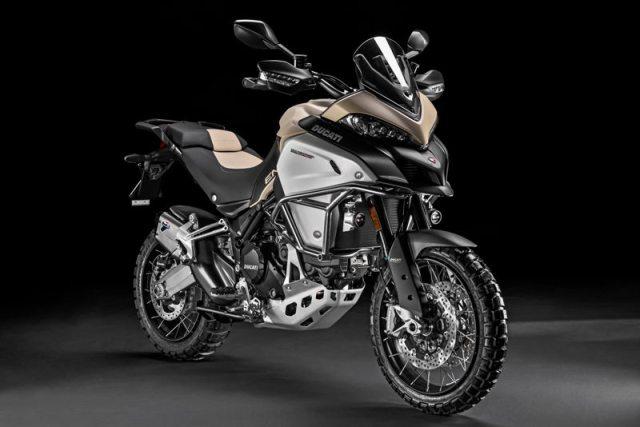 2018 Ducati Multistrada 1200 Enduro Pr