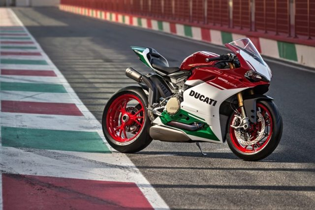 2018 Ducati 1299 Panigale R Final Edition