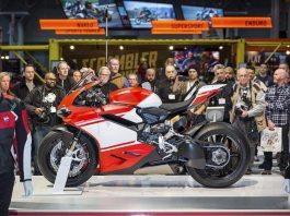 Ducati at Progressive International Motorcycle Show