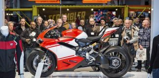 Ducati at Progressive International Motorcycle Show