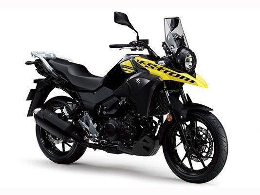 2018 Suzuki V-Strom 250