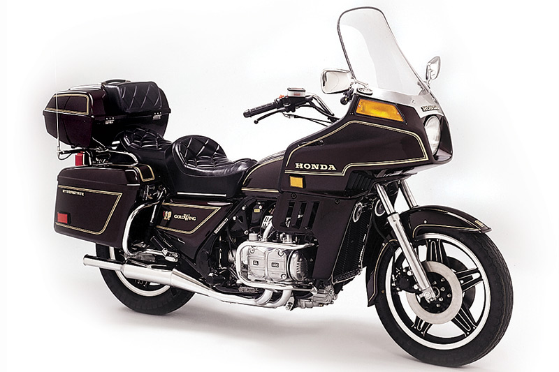 Honda Gold Wing Milestone Models 1975