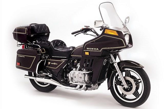 1980 Honda Gold Wing GL1100 Interstate