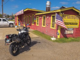 Louisiana motorcycle ride