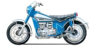 Honda GL1000 Concept