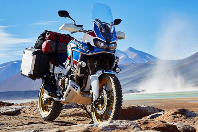 2018 Honda CRF1000L2 Africa Twin Adventure Sports