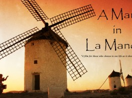 A Man in La Mancha