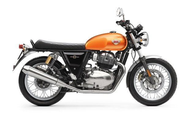 2018 Royal Enfield Interceptor