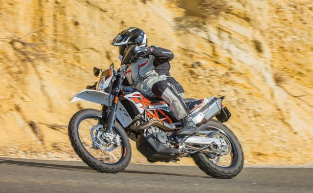2017 KTM 690 Enduro R