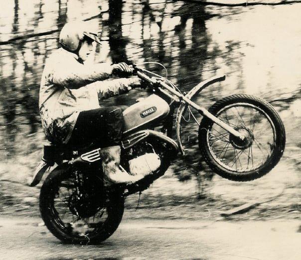 Seminal motorcycle