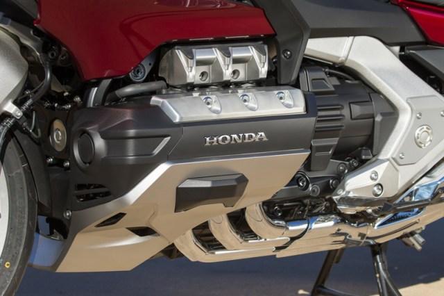 2018 Honda Gold Wing
