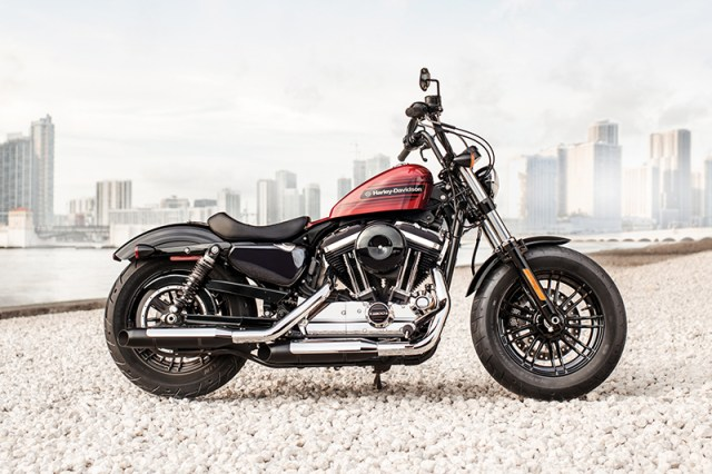 2018 Harley-Davidson Forty-Eight Special Sportster
