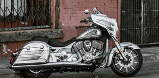 2018 Indian Chieftain Elite