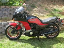 1984 Kawasaki ZX750-E Turbo