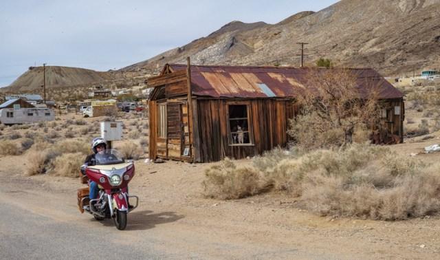 California Indian Roadmaster