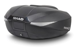 Shad SH58X expandable top case