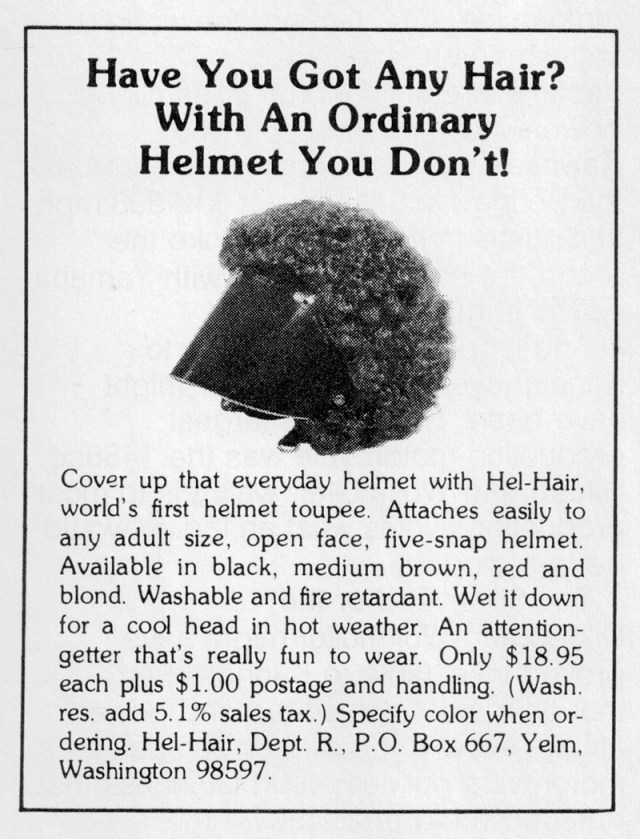 Old ads from Rider