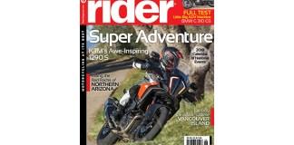 Rider June 2018 Cover