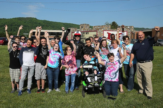Kyle Petty Charity Ride Across America