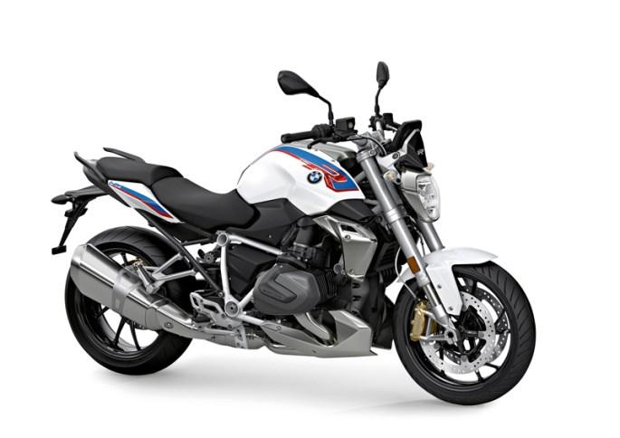 2019 BMW R 1250 R. Image courtesy BMW Motorrad.