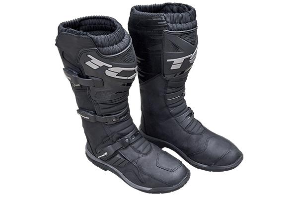 TCX Baja Gore-Tex adventure touring boots