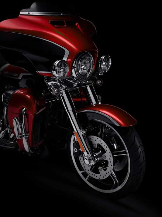 2021 Harley-Davidson CVO Tri Glide