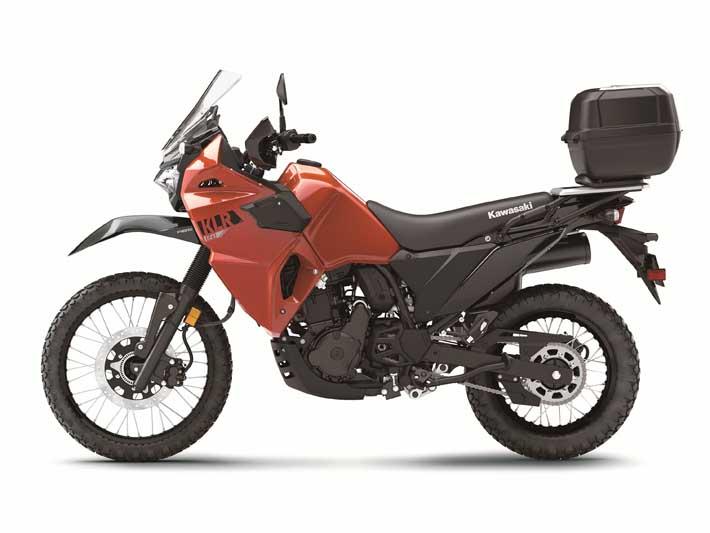 2022 Kawasaki KLR650 Traveler